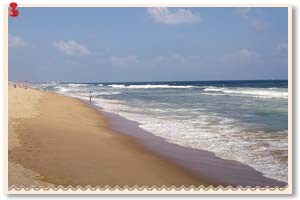 famous beaches in chennai