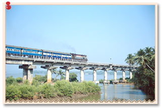 Reaching Chennai By Rail
