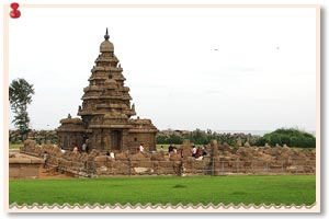 Shore Temple Tamilnadu